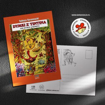 """Kup """"Dymki z Tintina""""i zgarnij pocztówkę!"""